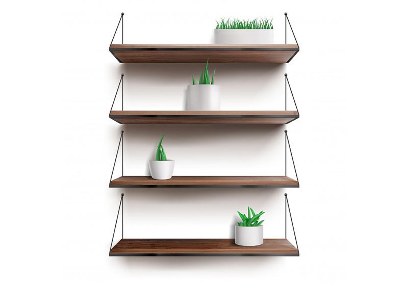 Etagère pour plantes : le mobilier de décoration intérieure à avoir